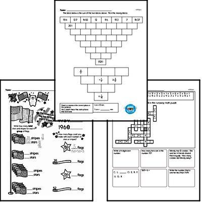 Addition Mixed Math PDF Book