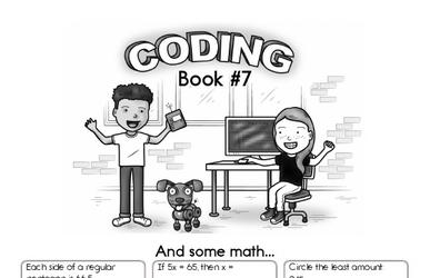 Coding for Kids Workbook #7