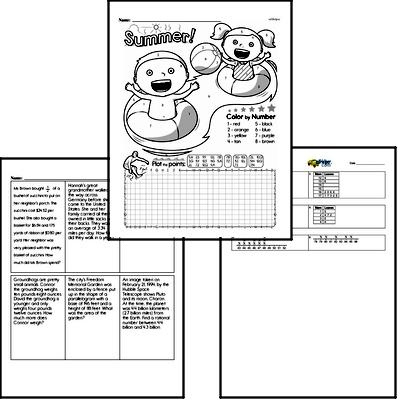 Free Sixth Grade PDF Math Worksheets | edHelper com