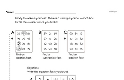 Free Sixth Grade Data PDF Worksheets Worksheet #12