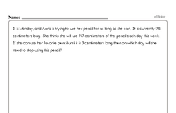 Free Sixth Grade Fractions PDF Worksheets Worksheet #1