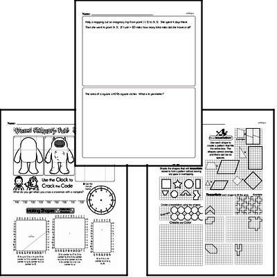 free sixth grade geometry pdf worksheets. Black Bedroom Furniture Sets. Home Design Ideas