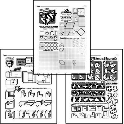 Free Sixth Grade Geometry PDF Worksheets | edHelper com
