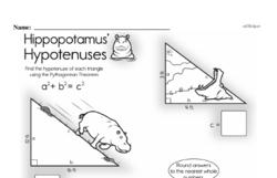 Sixth Grade Geometry Worksheets Worksheet #4