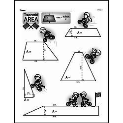 Sixth Grade Geometry Worksheets Worksheet #9