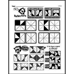 Sixth Grade Geometry Worksheets Worksheet #24
