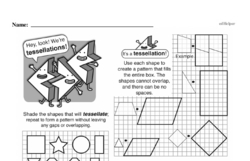 Geometry Worksheets - Free Printable Math PDFs Worksheet #126