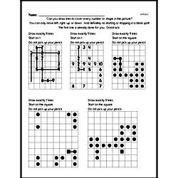 Free Sixth Grade Math Challenges PDF Worksheets Worksheet #3