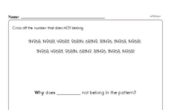 Sixth Grade Measurement Worksheets Worksheet #5