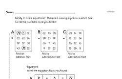 Sixth Grade Number Sense Worksheets Worksheet #19