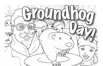 Sixth Grade Groundhog Day Worksheets Activity Book