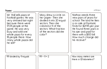September Fun Packets - Small 5-7 Page Worksheets<BR>Use for homework, in the classroom, or for fast finishers.