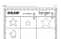 Measurement Worksheets - Free Printable Math PDFs Worksheet #112