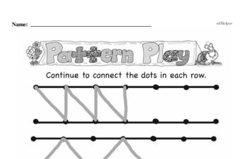 Prewriting Workbook (all teacher worksheets - large PDF)