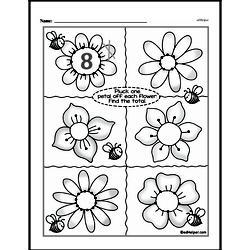 Kindergarten Subtraction Worksheets Worksheet #5