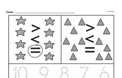 Kindergarten Time Worksheets Worksheet #16