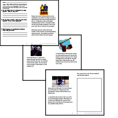 free third grade read and write books for april. Black Bedroom Furniture Sets. Home Design Ideas