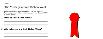 The Message of Red Ribbon Week