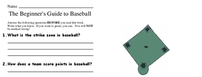 The Beginner's Guide to Baseball