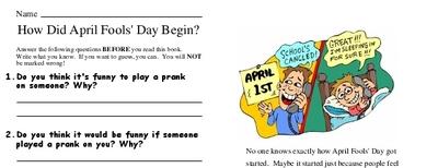 How Did April Fools' Day Begin?