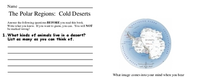 The Polar Regions:  Cold Deserts