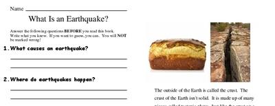 What Is an Earthquake?