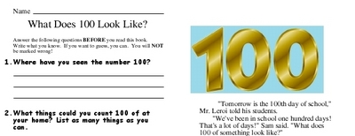 What Does 100 Look Like?