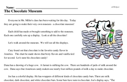 National Chocolate Day<BR>The Chocolate Museum