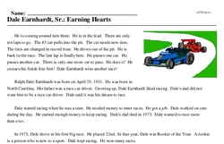 Dale Earnhardt, Sr.: Earning Hearts