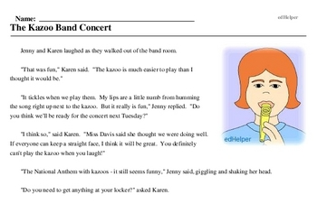 National Kazoo Day<BR>The Kazoo Band Concert