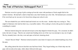 The Tale of Patricius: Kidnapped! Part 2