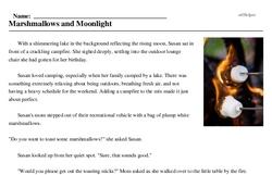 Marshmallows and Moonlight
