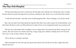 The Play-Doh Hospital