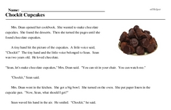 Chockit Cupcakes