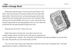 Stella's Strange Book