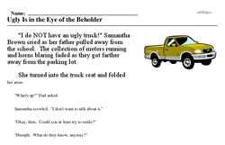 Ugly Truck Day<BR>Ugly Is in the Eye of the Beholder