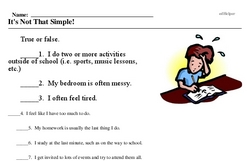 Simplify Your Life Week<BR>It's Not That Simple!