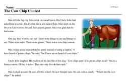 Weird Contest Week<BR>The Cow Chip Contest
