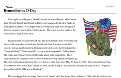 June<BR>Remembering D-Day
