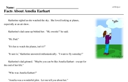 Amelia Earhart Day<BR>Facts About Amelia Earhart