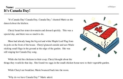 Canada Day<BR>It's Canada Day!