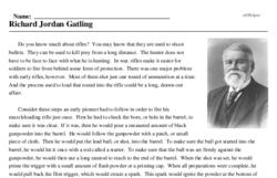 Richard Jordan Gatling