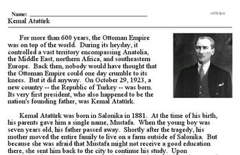 Kemal Atat�rk