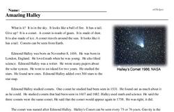 Amazing Halley