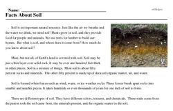 Facts About Soil Edhelper